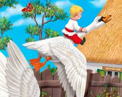 Сказки для детей — слушать онлайн
